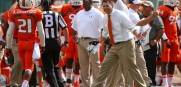 Al Golden will take the Canes on the road to face new ACC foe Louisville