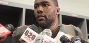 Bucs DE Michael Johnson