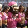 Report: NFL to Scale Back on Pink, Add More Camo