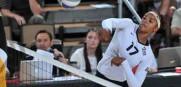 DeLaina Sarden UCF Volleyball