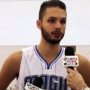 Evan Fournier: Pressure Is a Good Thing (VIDEO)