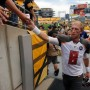 Bucs' Lovie Smith Non-Commital on QB, Praises Defense
