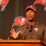 "Bucs' Lovie Smith: ""We Need to Steal One"" from the Falcons"