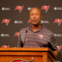 Lovie Smith Talks Bucs Injuries And Performance