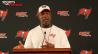 Bucs Coach Lovie Smith Explains Jeff Tedford's Coaching Arrangement