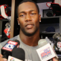 Bucs' Michael Johnson Says Ankle is Improving