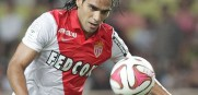 Monoco striker Radamel Falcao is headed to Manchester United.