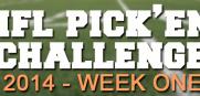 NFL Pick'em challenge