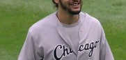 Joakim Noah throws out 1st pitch at White Sox game