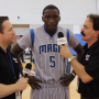 Magic Media Day Victor Oladipo More Comfortable In Second Season
