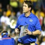 Florida AD Still Evaluating Muschamp's Job