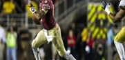 FSU quarterback Jameis Winston leads another Seminoles comback as they beat Notre Dame 31-27 last night in Tallahassee