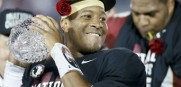 Florida Seminoles quarterback Jameis Winston hopes to make it through the rest of the season.