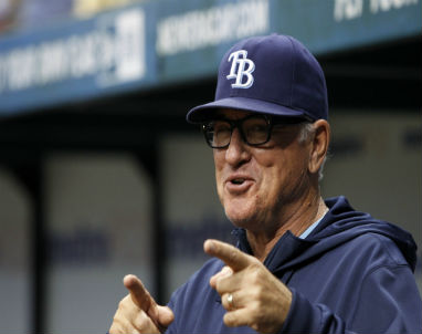 Joe Maddon is ready to move on after nine years with the Rays