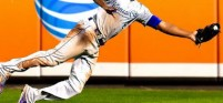 Royals outfielder Lorenzo Cain is becoming a star nationally in the ALCS with both his glove and his bat