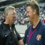 Manchester United: Ferguson Says Van Gaal Will Be A Winner