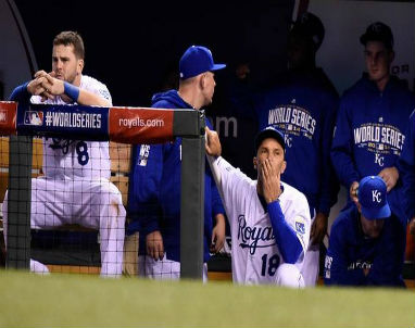 The Royals lose Game 1 but can they bounce back?