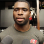 Bucs Safety Major Wright Reacts to Mark Barron Trade (Video)