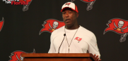 Bucs Lovie Smith