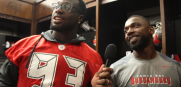 Gerald McCoy trash talks Orie Lemon