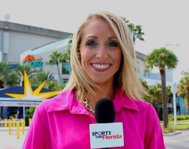 Tampa Bay Buccaneers Jenna Laine