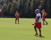 Bucs QB Josh McCown returns to practice