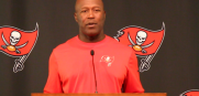 Lovie Smith Bucs Ravens
