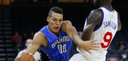 Magic 76ers Aaron Gordon
