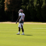 Trindon Holliday Practices, Reaction to Da'Quan Bowers Suspension (Video)
