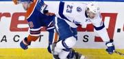 Lighnting vs Oilers