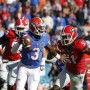 Florida Gator Treon Harris Cited For Driving Without License