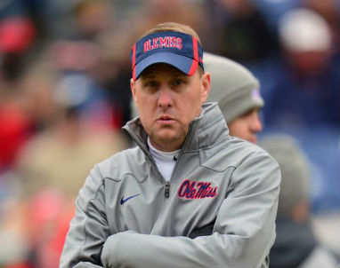 Ole Miss head coach Hugh Freeze is a popular choice to be the next head coach of the Gators