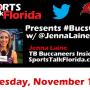 Bucs Tweet Chat Recap with Jenna Laine