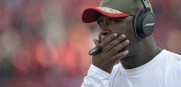Bucs Bears Lovie Smith