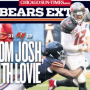 "Newspapers Troll Bucs Loss: ""From Josh, With Lovie"""