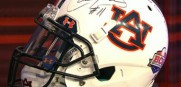 Chris Davis' Auburn Helmet