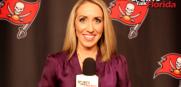 Jenna Laine Bucs Redskins