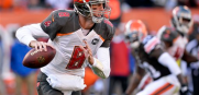 Mike Glennon Bucs Browns