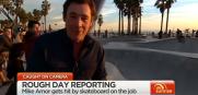Skatboard Hit Reporter