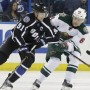 Lightning Losing Streak Ends With Victory Over Wild