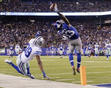 Odell Beckham Jr catch