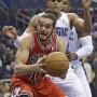 Bulls' Joakim Noah Unlikely To Play For France At EuroBasket