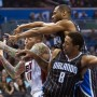 Video: Magic Flame Out in the 4th against the Heat