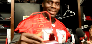 Bucs Demar Dotson Good Guy Award