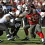 Bucs Run Over Saints, Lead 20-7 in First Half