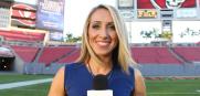 Jenna Laine Bucs Insider Bucs-Saints