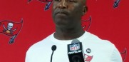 Buccaneers Lovie Smith