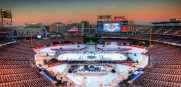 The Winter Classic will be played in Washington with the Blackhawks and the Capitals doing battle at Nationals Park in DC