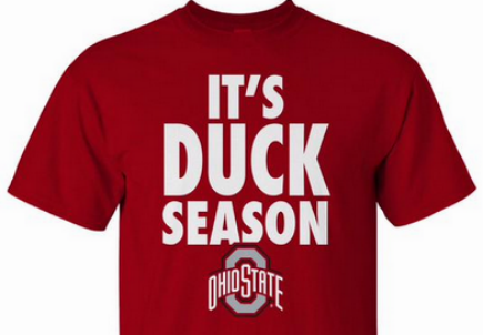 Ohio state duck hunting quotes for Ohio fishing season