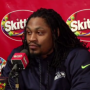 Marshawn Lynch Doesn't Want to Talk to Rainbows or Anyone Else